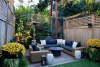 Fence Design to Create an Outdoor Living Space in Colorado