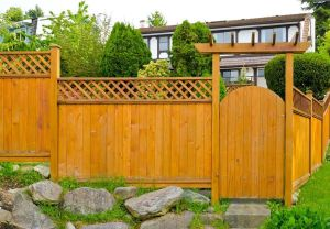 Which fence style adds the most value to a home?